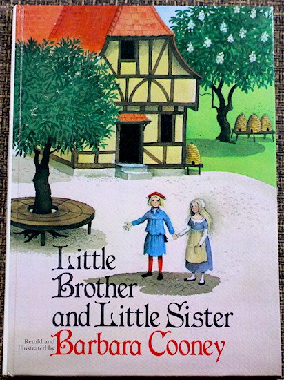 Little Brother and Little Sister Barbara Cooney(バーバラ・クーニー)