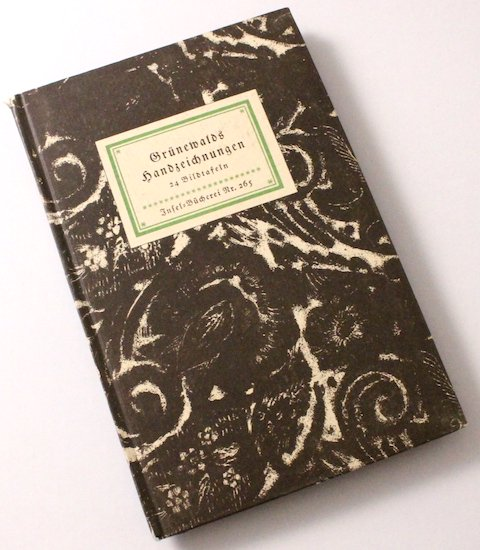 Grünewalds Handzeichnungen インゼル文庫No.265