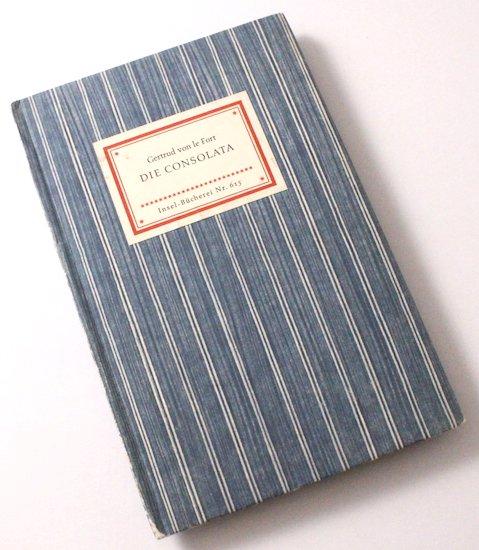 Die Consolata インゼル文庫No.615