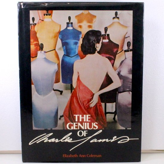 The Genius of Charles James チャールズ・ジェームス