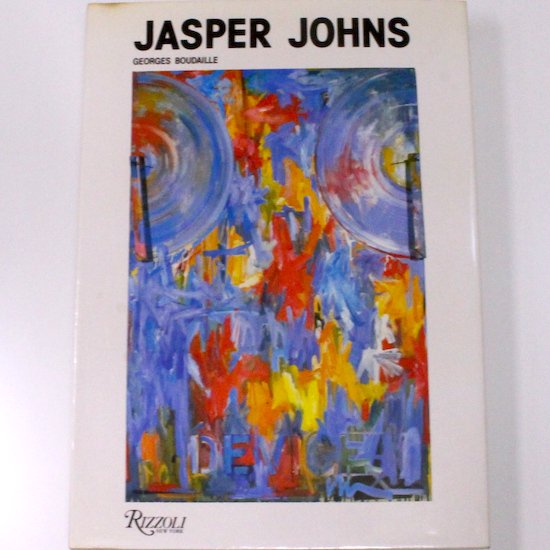 JASPER JOHNS / GEORGES BOUDAILLE