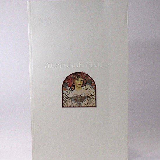 ALPHONSE MUCHA EXHIBITION (アルフォンス・ミュシャ展1978)