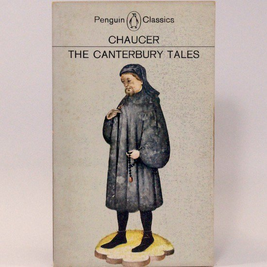 The Canterbury Tales/Chaucer  Penguin Books