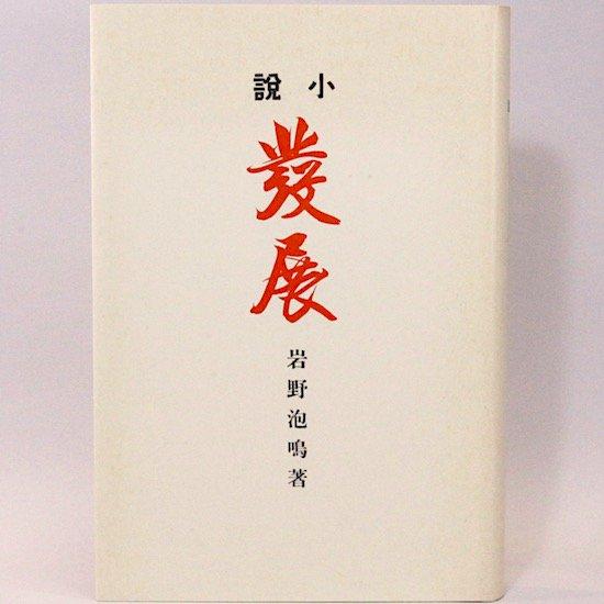 発展 岩野泡鳴 日本近代文学館