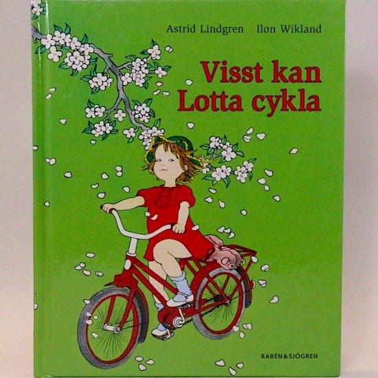 Visst kan lotta cykla Astrid Lindgren (アストリッド・リンドグレーン)