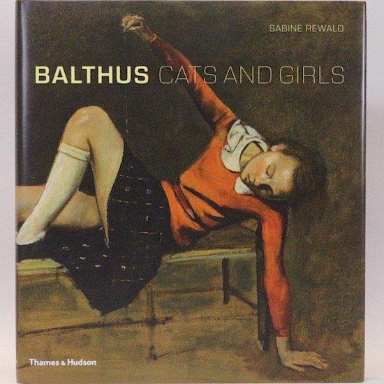 BALTHUS CATS AND GIRLS Sabine Rewald (バルテュス)