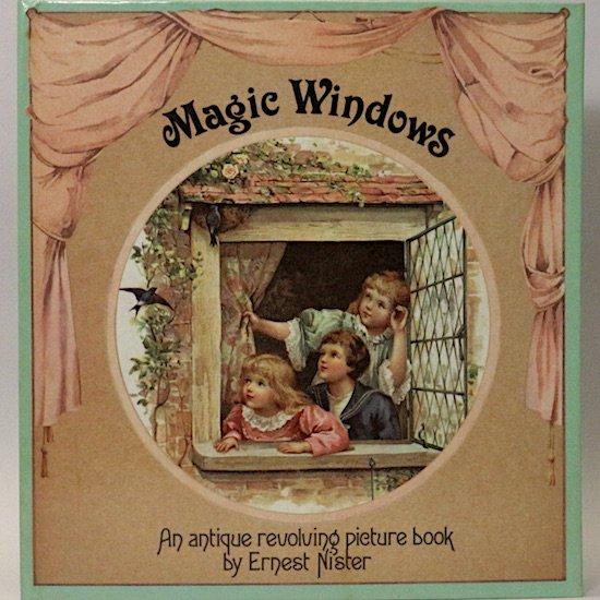 Magic Windows(魔法の窓) Ernest Nister(アーネスト・ニスター)