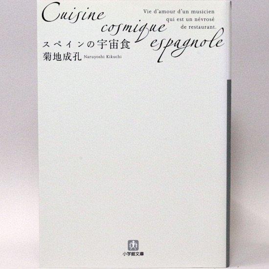 スペインの宇宙食 (小学館文庫) 菊地成孔