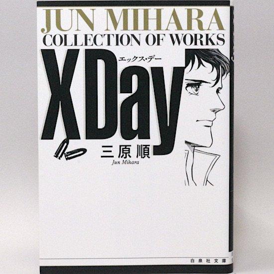 X Day—エックスデー (白泉社文庫) 三原順