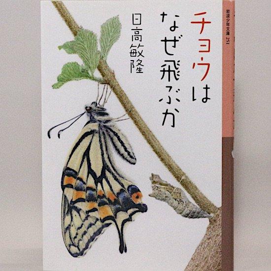 チョウはなぜ飛ぶか 日高敏隆  岩波少年文庫