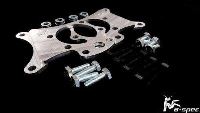 FDF NISSAN 350Z / 370Z G35 / G37 ビレット デュアル キャリパー ブラケット