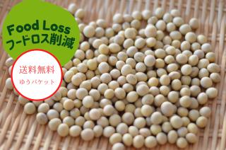 【訳あり】【ゆうパケット送料無料】令和元年産 北海道産<br>たまふくら大豆