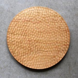 高塚和則 木工房玄 さくら パン皿 はちのす 大 φ240mm