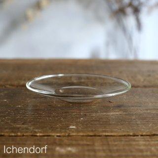 Ichendorf イッケンドルフ WALLPAPER HANDMADE Saucer ソーサー ガラス皿