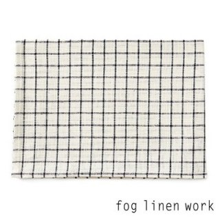 【3点までゆうパケット可】fog linen work(フォグリネンワーク) リネンキッチンクロス JENN ジェン/ランチョンマット キッチンタオル LKC001-BENAPL