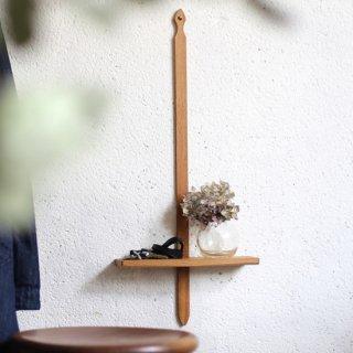 高塚和則 木工房玄 壁掛け棚(さくら、みずなら、ウォルナット)