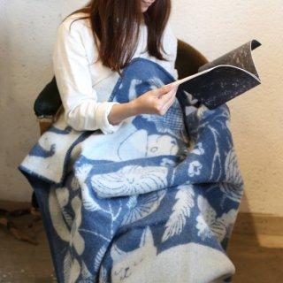 LAPUAN KANKURIT ラプアン・カンクリ 鹿児島 睦 かごしま まこと KOIRA JA KISSA Smoke blue スモークブルー