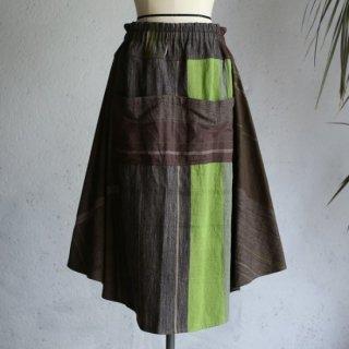 tamaki niime(タマキ ニイメ) 玉木新雌 only one chotan skirt CTN26 cotton100% オンリーワン チョタンスカート コットン100%