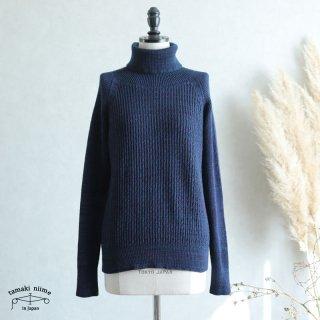 tamaki niime(タマキ ニイメ) 玉木新雌 only one WTO knit すう サイズ1 wtoknit_s01_2  ニット ウール90% コットン10%