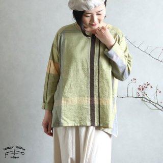 tamaki niime 玉木新雌 only one fuwa-T rag cotton 100% FTR_09 / オンリーワン フワT ラグ