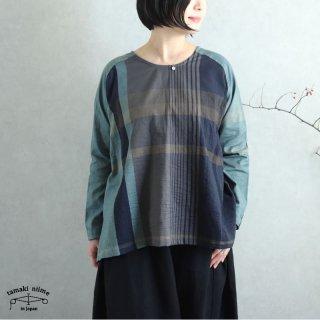 tamaki niime 玉木新雌 only one fuwa-T rag cotton 100% FTR_03 / オンリーワン フワT ラグ
