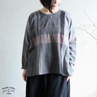 tamaki niime 玉木新雌 only one fuwa-T rag cotton 100% FTR_17 / オンリーワン フワT ラグ