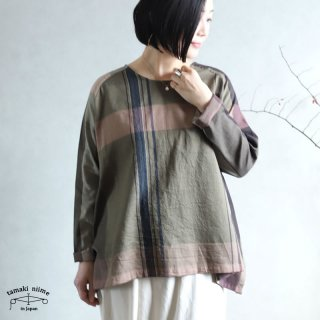 tamaki niime 玉木新雌 only one fuwa-T rag cotton 100% FTR_16 / オンリーワン フワT ラグ