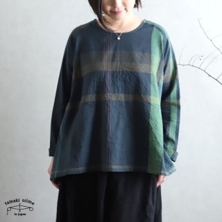 tamaki niime 玉木新雌 only one fuwa-T rag cotton 100% FTR_14 / オンリーワン フワT ラグ