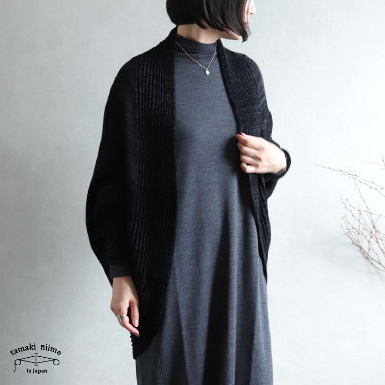 tamaki niime(タマキ ニイメ) 玉木新雌 CA knit レインボー