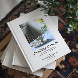 【1冊のみゆうパケット可】fog linen work(フォグリネンワーク) Simplicity at Home /  fog のスタイルブック BOOK185
