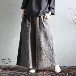 tamaki niime(タマキ ニイメ) 玉木新雌 sen LONG cotton100% senL_01 / オンリーワン セン ロング コットン100%