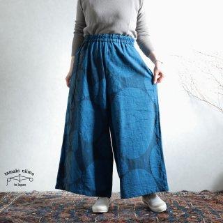 tamaki niime(タマキ ニイメ) 玉木新雌 sen LONG cotton100% senL_02 / オンリーワン セン ロング コットン100%