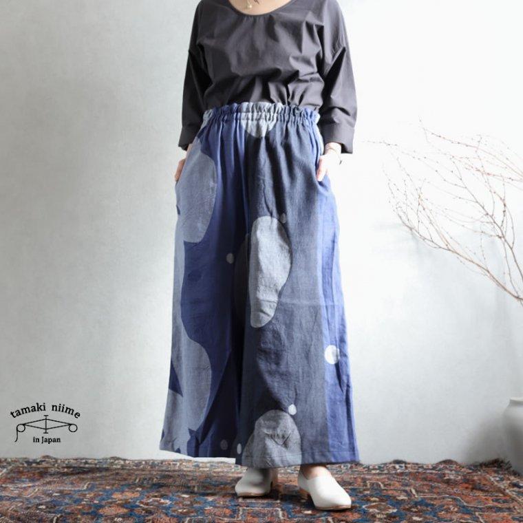 tamaki niime(タマキ ニイメ) 玉木新雌 sen LONG cotton100%