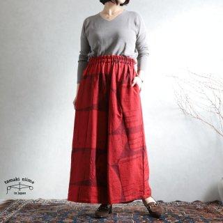 tamaki niime(タマキ ニイメ) 玉木新雌 sen LONG cotton100% senL_05 / オンリーワン セン ロング コットン100%