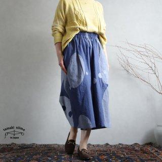 tamaki niime(タマキ ニイメ) 玉木新雌 sen SHORT cotton100% senS_02 / オンリーワン セン ショート コットン100%
