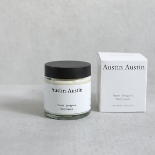 Austin Austin neroli & petitgrain body cream 120ml / ボディクリーム