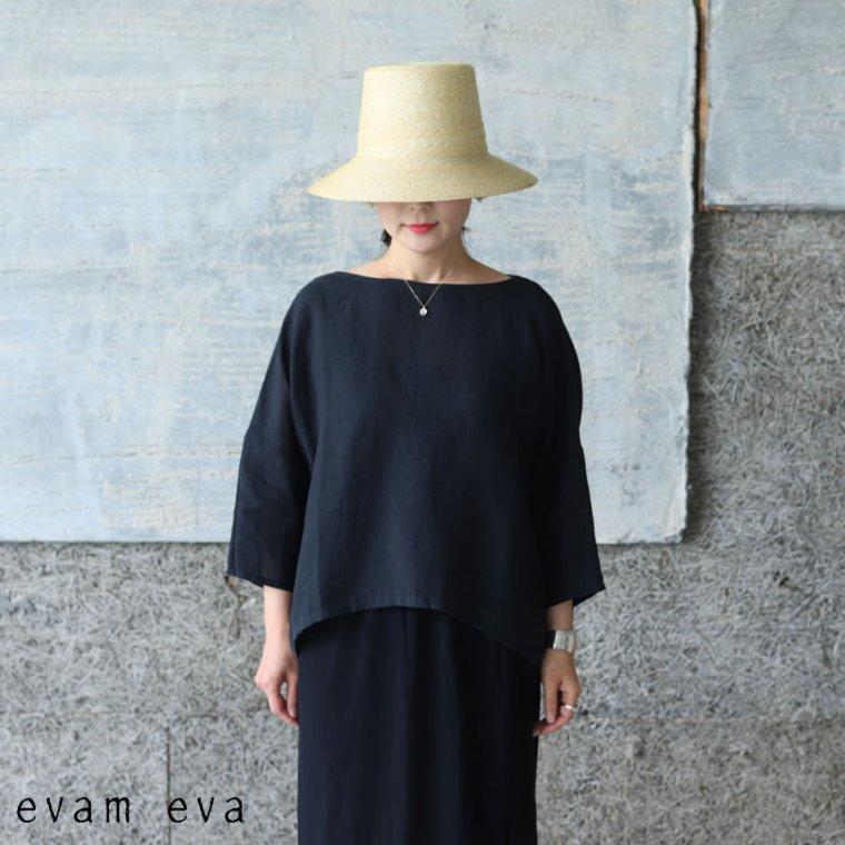 evam eva(エヴァム エヴァ) 【2021ss新作】リネンプルオーバー