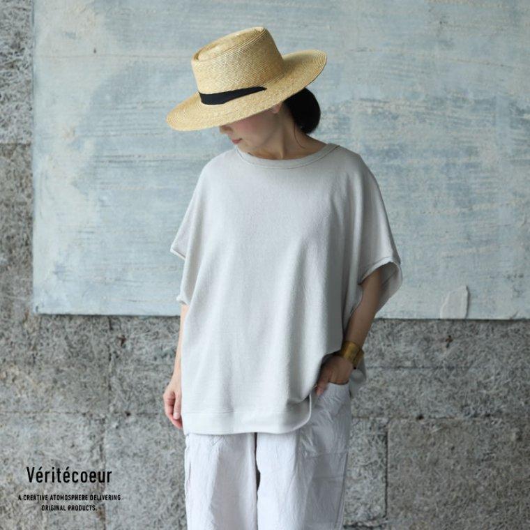 Veritecoeur(ヴェリテクール)【2021SS新作】ノースリーブプルオーバー
