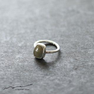 accessories mau (アクセサリー マウ)  サファイアリング silver