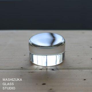 鷲塚貴紀 WASHIZUKA GLASS STUDIO paperweight ペーパーウェイト