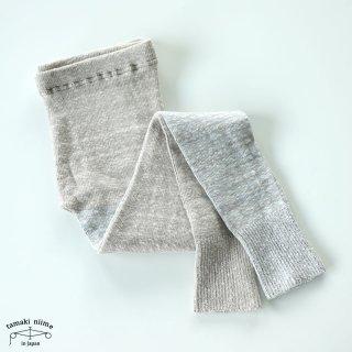 tamaki niime(タマキ ニイメ) 玉木新雌 あしんすごい 08 ベージュ / グレー系 レギンス