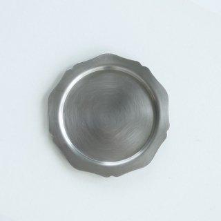 竹俣勇壱 輪花皿 Mサイズ ステンレス