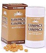 【キチンキトサンの健康食品】<br> カニパック カニパック 280