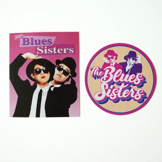 The Blues Sisters ステッカーセット
