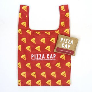 PIZZA CAP OFFICIAL エコバッグ<img class='new_mark_img2' src='https://img.shop-pro.jp/img/new/icons12.gif' style='border:none;display:inline;margin:0px;padding:0px;width:auto;' />