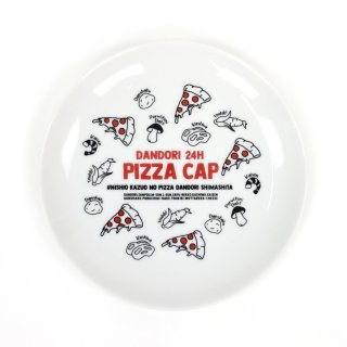 PIZZA CAP OFFICIAL プレート<img class='new_mark_img2' src='https://img.shop-pro.jp/img/new/icons12.gif' style='border:none;display:inline;margin:0px;padding:0px;width:auto;' />