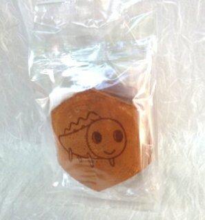 「なみすけ」瓦せんべい5枚セット せんべい 杉並区 なみすけ 贈り物 プレゼント キャラクター アニメ