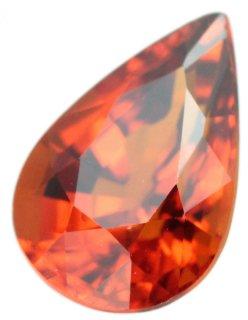スペサルタイトガーネット オレンジ系 1.18ct No30636宝石ルースいしや