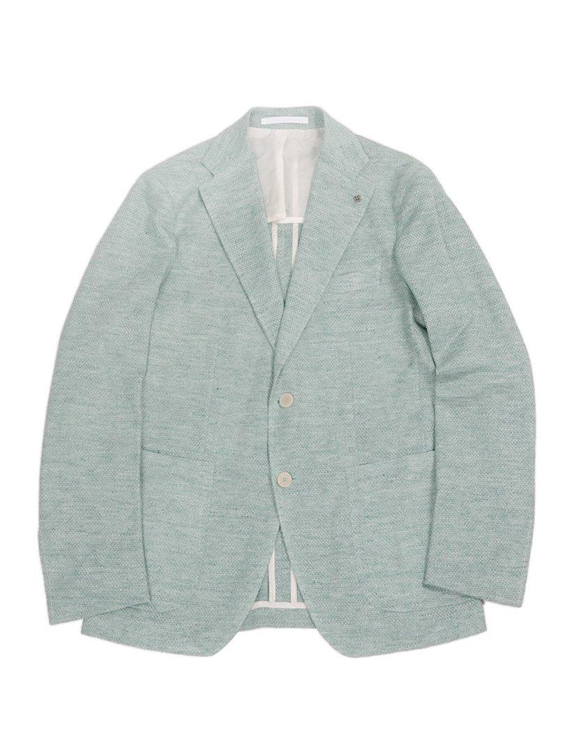 【TAGLIATORE】<br>MONTECARLO リネンメッシュジャケット