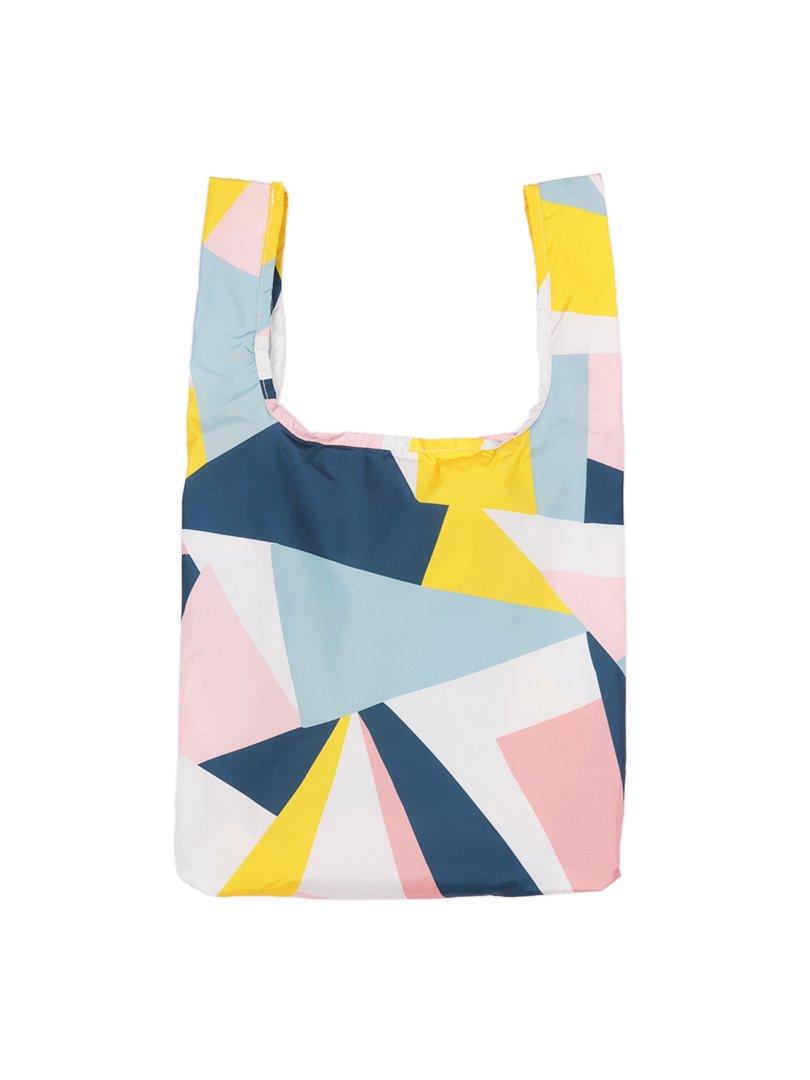 【KIND BAG】<br>ミニショッピングバッグ-モザイク-